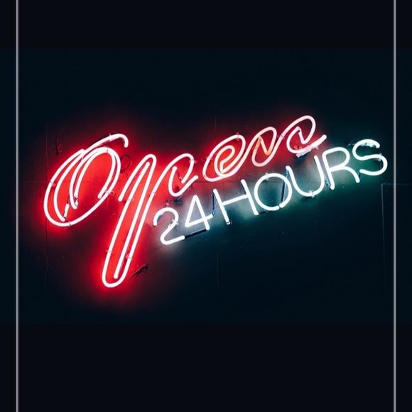 Other - Open 24 hours